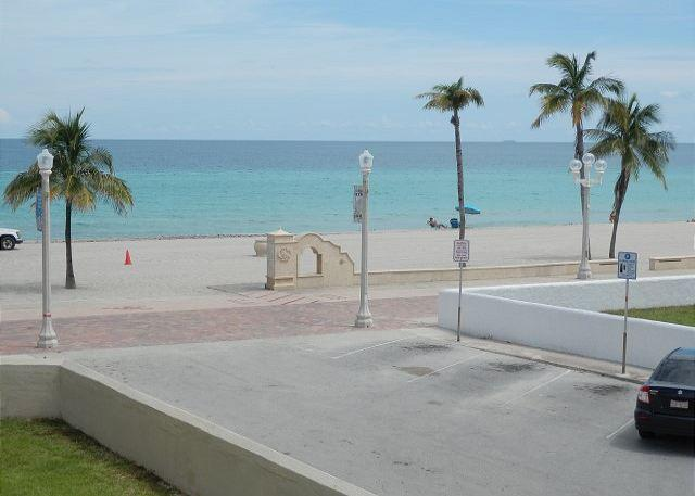 Ocean View Beachfront Condo, All New 1/1 for 4 Guests - Image 1 - Hollywood - rentals