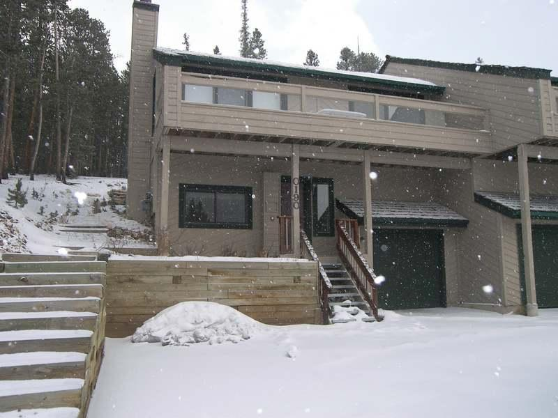 Fuller Townhome - Fuller Townhome 3 bed 2 bath - Breckenridge - rentals
