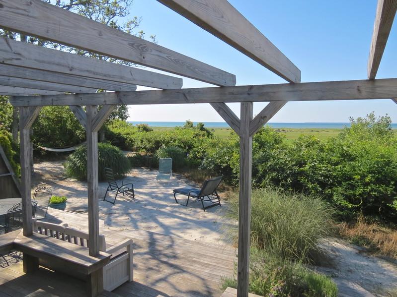 168-B - 168-B Bay views, overlooking Crosby Landing Beach - Brewster - rentals