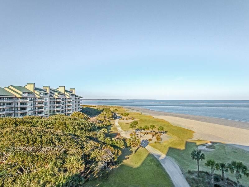 Ocean Club 1508 - Image 1 - Isle of Palms - rentals