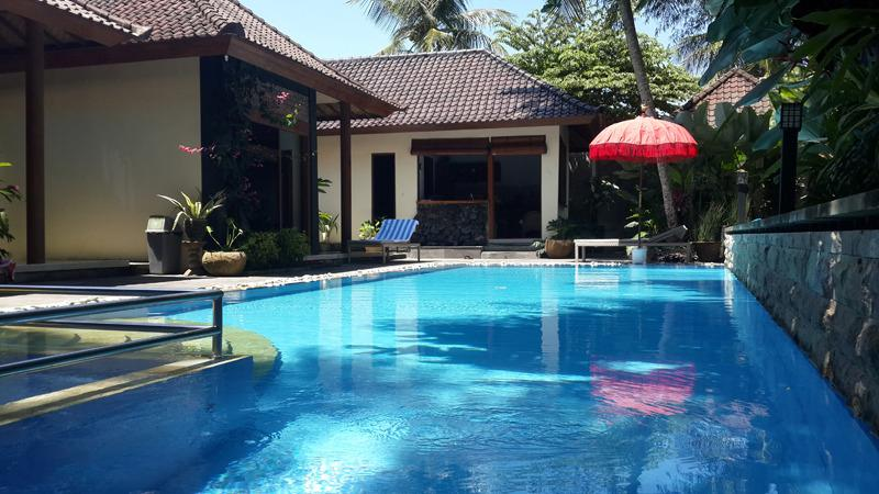 Another perfect Day - Kopi Kats Pool-side Townhouse Villa in Ubud, Bali - Ubud - rentals