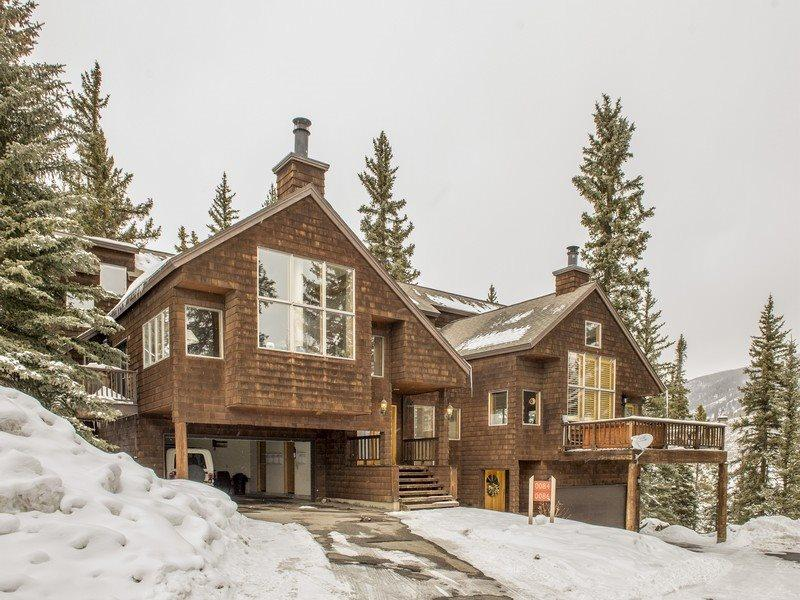 Enders Summerwood Home - Private hot tub with amazing mountain views! - Image 1 - Keystone - rentals