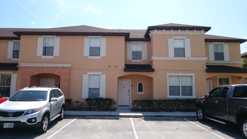 Front Of Townhouse - Regal Oaks Resort Townhouse - Kissimmee Florida - Kissimmee - rentals