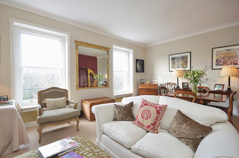 Sophisticated 1 bedroom apartment overlooking gardens- Sloane Square - Image 1 - London - rentals