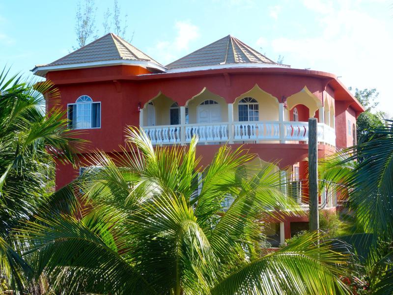 Front - Villa Svahn - real Jamaica close to Negril - Negril - rentals
