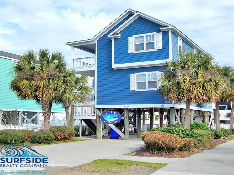 Blue Lagoon A - Image 1 - Surfside Beach - rentals