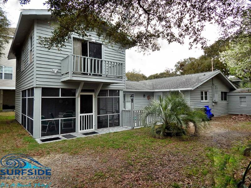 Springs House - Image 1 - Surfside Beach - rentals
