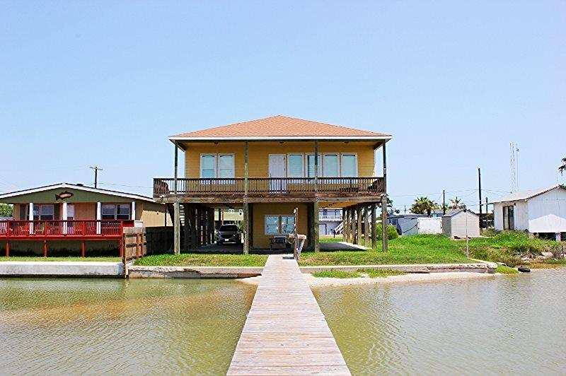 View of Copano Vista from Copano Bay - Copano Vista - Rockport - rentals
