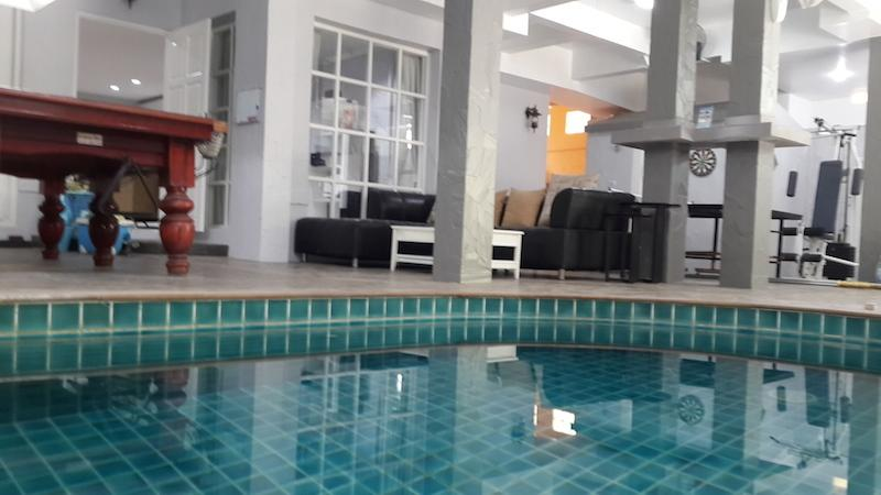 Pool - Patong private pool house  5 min walk to the beach - Patong - rentals