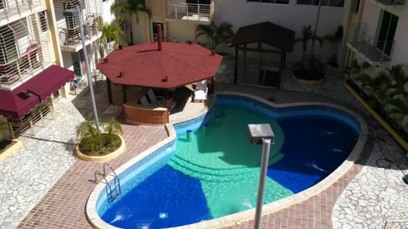 Gorgeous Three Level Penthouse By the Beach - Image 1 - Boca Chica - rentals