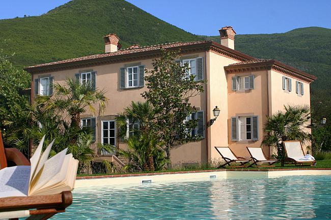 Villa Boschi - Image 1 - Vorno - rentals