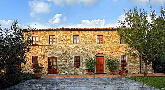 Villa Panicale - Image 1 - San Giusto - rentals