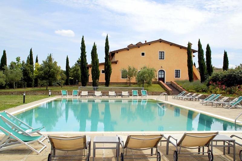 Villa Le Cascine - Image 1 - Montaione - rentals