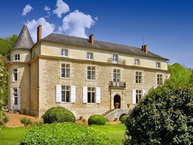 Chateau De Sioraque - Image 1 - Razac-sur-l'Isle - rentals