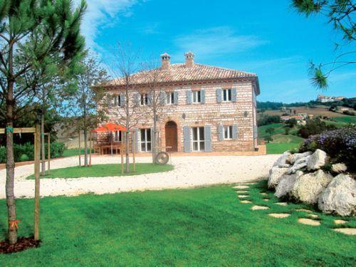 Villa Caccia - Image 1 - Sant'Ippolito - rentals