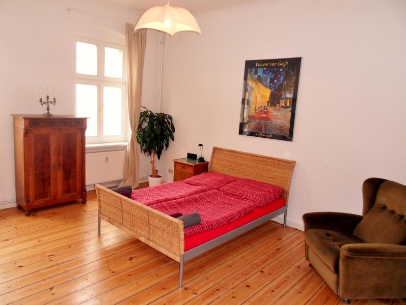 living room - Nice and cosy apartment, Berlin Kreuzberg - Berlin - rentals