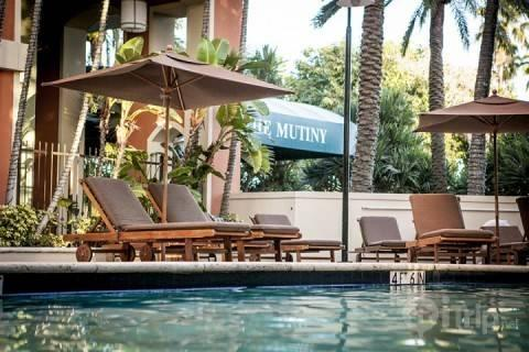 Mutiny Condo Hotel -Spacious & beautifully decorated Suites**Discounted pricing for April & May 2015** - Image 1 - Miami - rentals