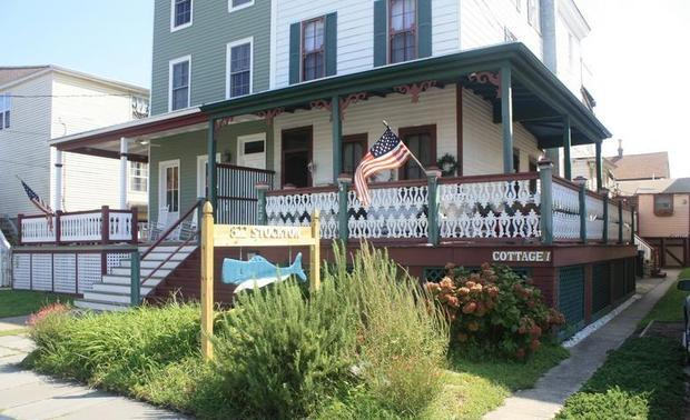 822 Stockton Unit 1 102312 - Image 1 - Cape May - rentals