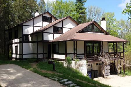 Mountain side spring. - Race Mountain House - Sheffield - rentals