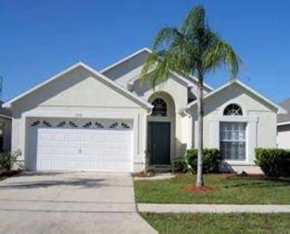 Eagle pointe 4 bedroom retreat in a peaceful setting. EP642 - Image 1 - Kissimmee - rentals