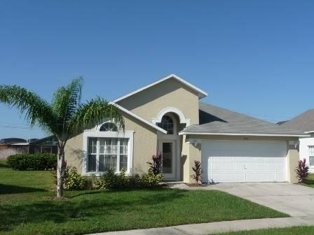 Beautiful Italian style 4 bedroom villa with private pool. MB7951 - Image 1 - Kissimmee - rentals