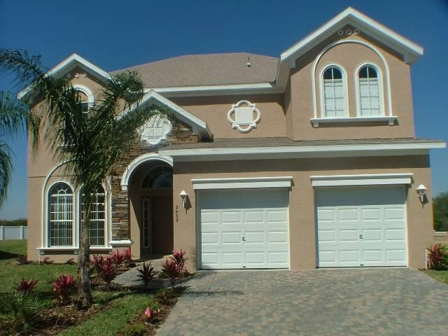 Sand Hill Pointe 5 bedroom Villa with large pool deck. SHP2632 - Image 1 - Davenport - rentals
