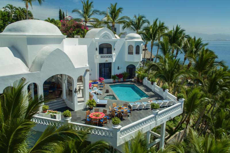 #1 IN GUEST SATISFACTION. 5*Villa w/Chef, Staff - Image 1 - Manzanillo - rentals