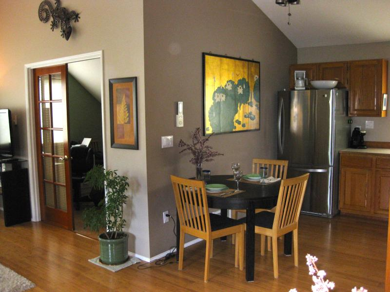 Great Room - 2BR/1BA  -  Olympic Vacation Rentals - Port Townsend - rentals