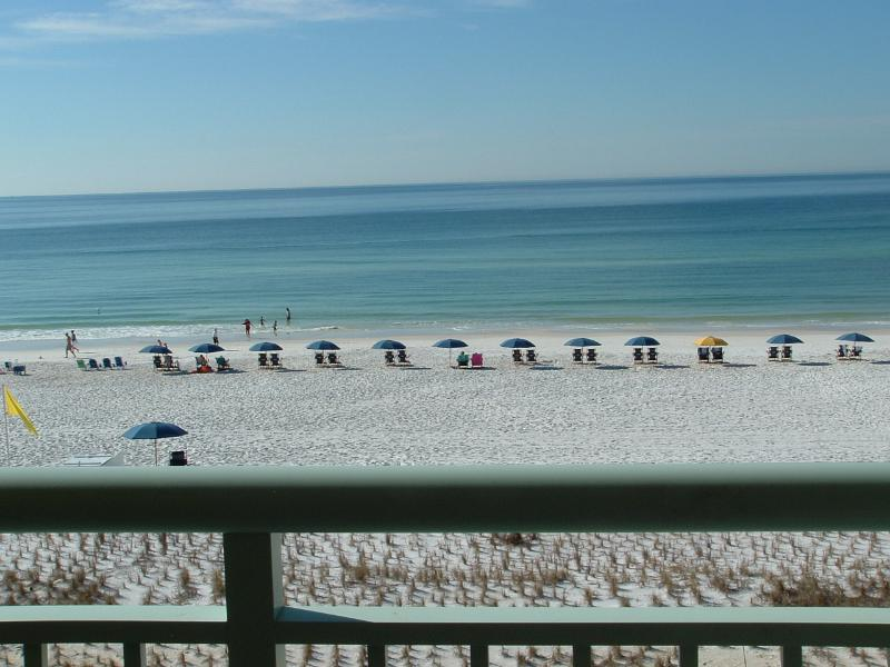 Beachfront Condo**Private Balcony w/Gorgeous View - Image 1 - Fort Walton Beach - rentals