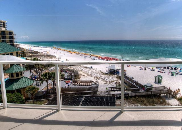 Two-Bedroom, One-Bath, Beachfront Condo. Great for a Summer Get-Away! - Image 1 - Sandestin - rentals