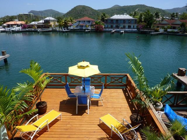 218G Gorgeous villa - high standard, South Finger, Jolly Harbour - Image 1 - Jolly Harbour - rentals
