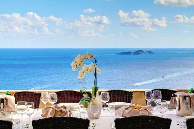 Staffed Villa Festa - Positano - Amalfi Coast - Image 1 - Positano - rentals