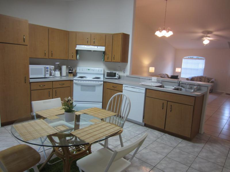 Welcome to Casita Del Sol! Spacious, fully equipped kitchen, room for up to six. - Casita Del Sol - Palm Coast - rentals