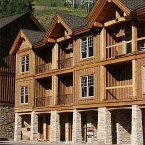 Front of Elkpoint - Elkpoint Ski in Ski out - Durango - rentals