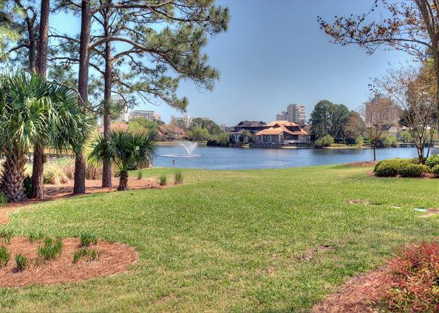 View from Patio - Now taking SHORTER STAYS 4 NIGHT MIN. STAY June 1-13 get 15% off! - Sandestin - rentals