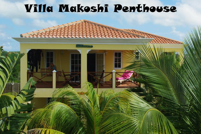 Your Home away from Home - Makoshi - Penthouse - Kralendijk - rentals