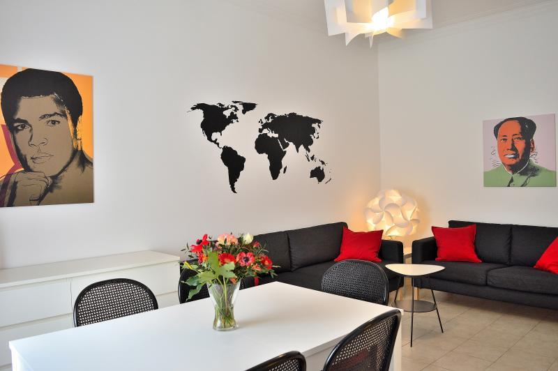 Andrea Rome Apartment - Image 1 - Rome - rentals