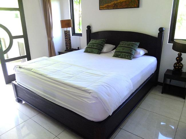 Comfortable bed - Luxury Apartment in Scenic Bali - Kuta - rentals