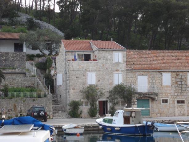 house - 8135 A1(2+1) - Bobovisca - Bobovisca - rentals