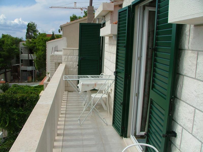 A1(2+1): terrace - 03401BOL A1(2+1) - Bol - Bol - rentals