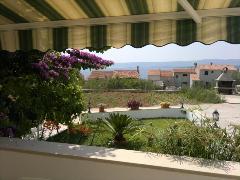 A2(4+1): terrace view - 1894 A2(4+1) - Bol - Bol - rentals