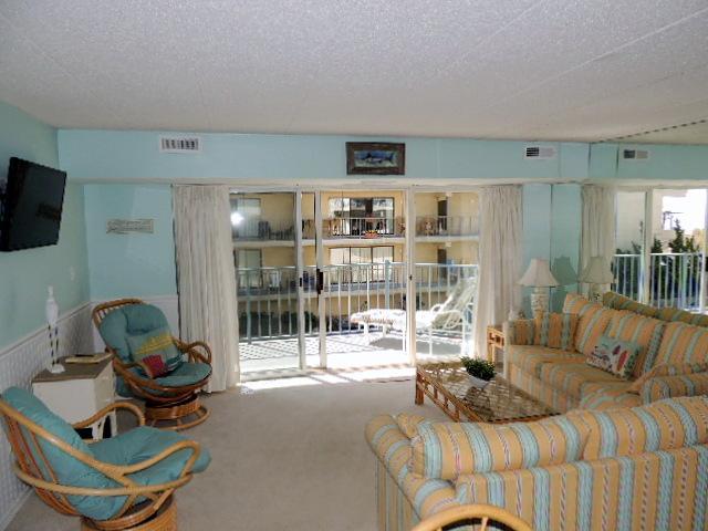 Blue Sea Colony 202 (Side) - Image 1 - Ocean City - rentals