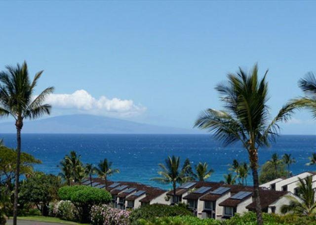 Ocean Views, Peaceful Lanai 2 Bd 2 Ba Maui Kamaole  Great Rates!! - Image 1 - Kihei - rentals
