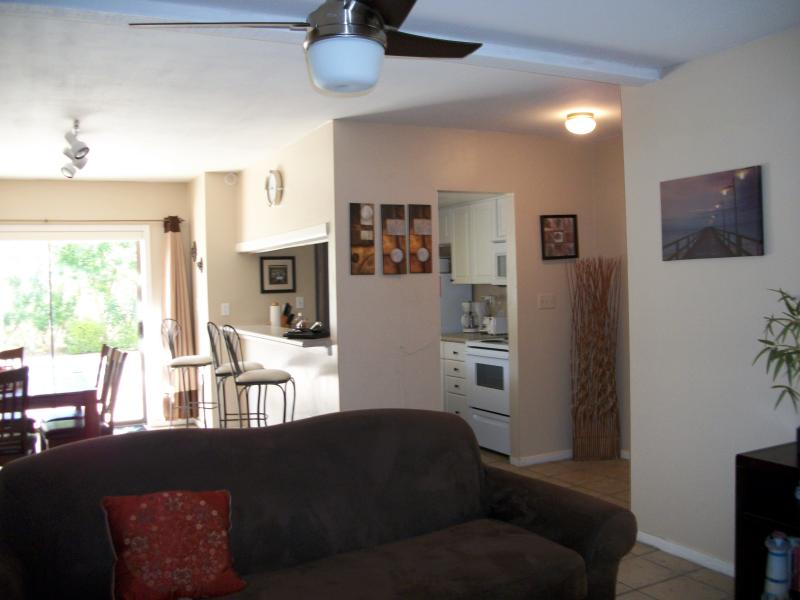 BEACHNUTS UNIT B 2 Bedroom/1 bath with prvt pool - Image 1 - South Padre Island - rentals