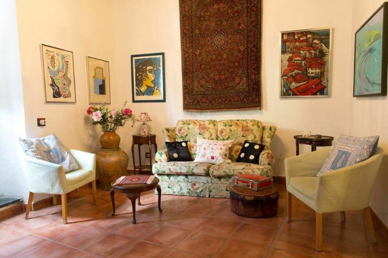 Sitting room lounge - La Casita Tenerife - Arafo - rentals