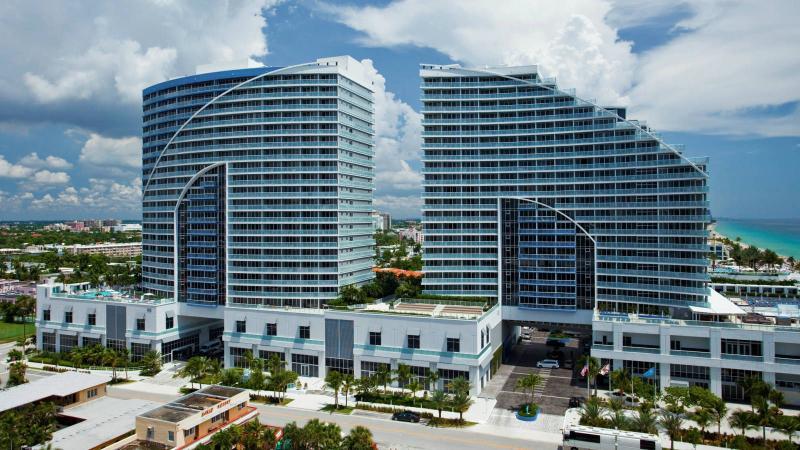 W Fort Lauderdale Fabulous 1 Bdrm Ocean View - Image 1 - Fort Lauderdale - rentals