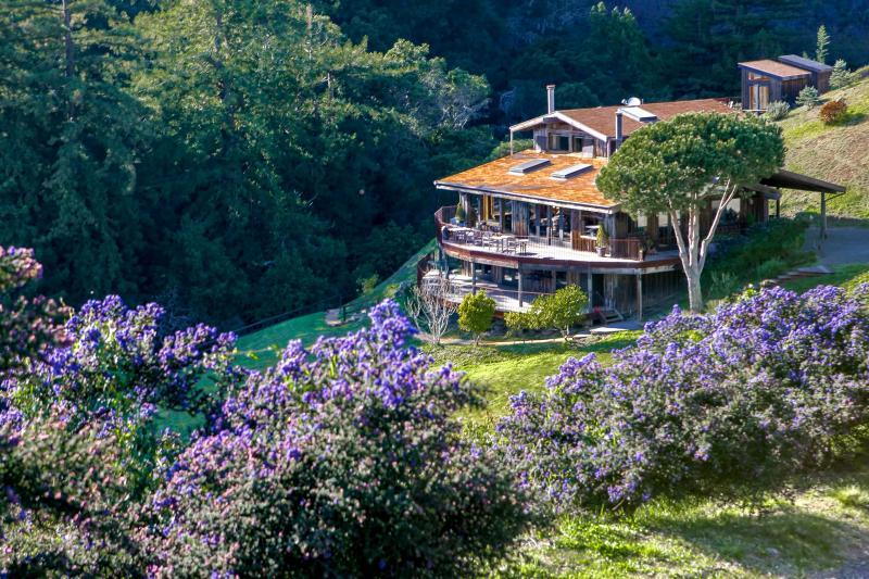 Big Sur Residence   Clear Ridge Redwood Retreat - Image 1 - Big Sur - rentals