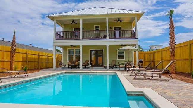 Welcome to Dreamscape - DreamScape a FEATURED NEW HOME SPECIAL  5 BR 4BA - Destin - rentals