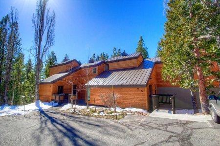 Tahoe City 4 BR/2 BA Condo TCC0961 - Image 1 - Tahoe City - rentals