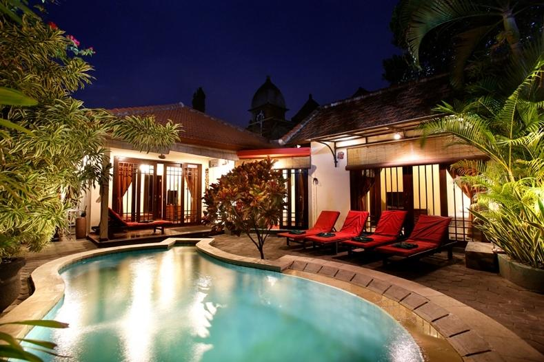 Hidden Garden Villa #5 - HIDDEN GARDEN VILLA #5 LEGIAN Safe & Secure with u - Legian - rentals